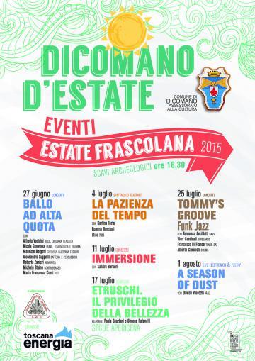 Estate Frascolana 2015