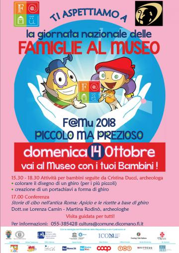 Famiglie Al Museo Dicomano
